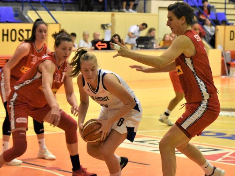 Tisková konference po utkání U19 Chance – DSK Basketball Nymburk