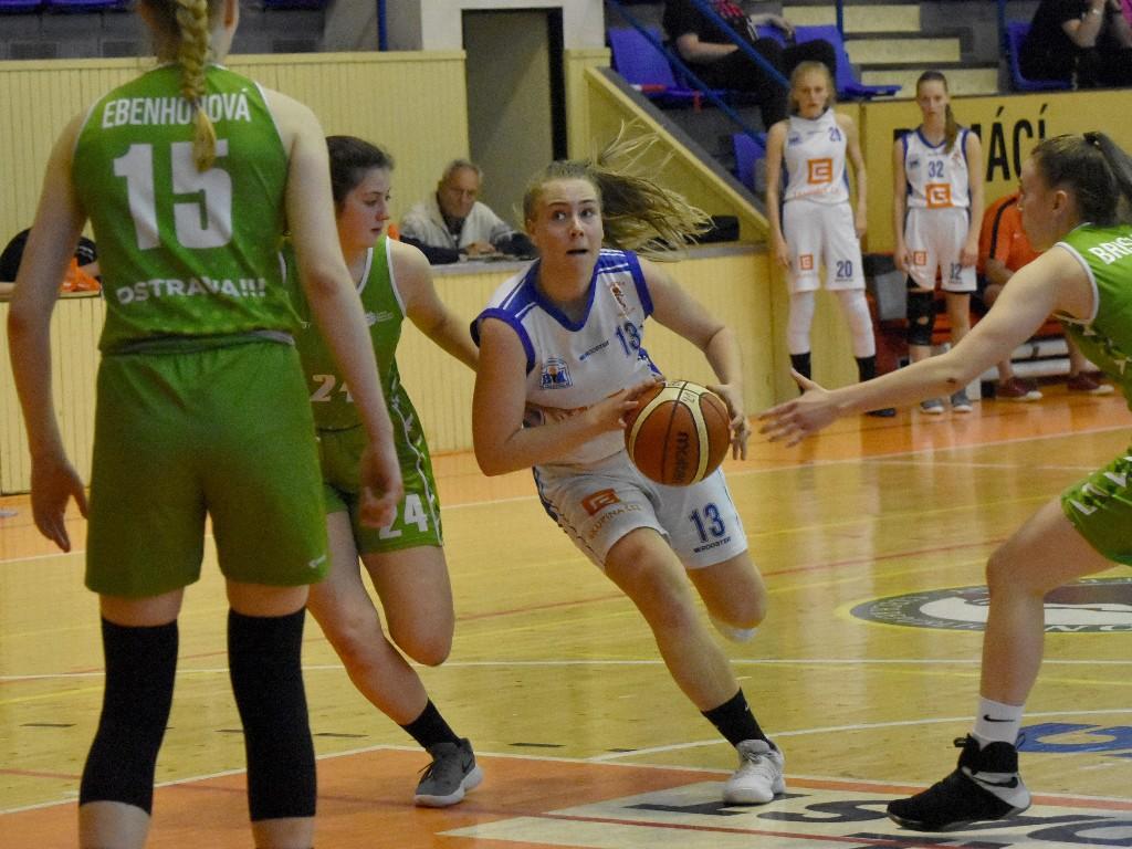 Lvice vyhrály turnaj v Litvě, byla u toho i Adéla Junková